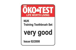 [Translate to Français:] Germany 2008: Very Good – Training Toothbrush Set