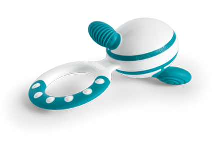[Translate to Français:] NUK Twist & Play Teether for babies
