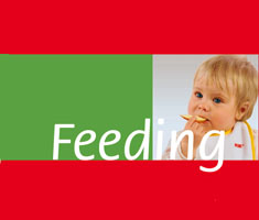 [Translate to Français:] tips about feeding your child