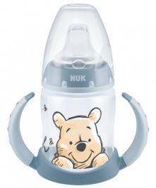 Tasse d'apprentissage NUK Disney Winnie l'Ourson First Choice 150ml