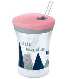 NUK Hello Adventure Action Cup 230ml