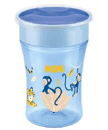 NUK Magic Cup 230ml avec couvercle de protection