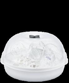 Stérilisateur vapeur micro-ondes NUK Micro Express Plus