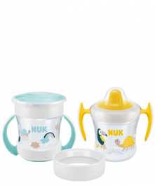 Tasse NUK Mini Cups 3in1