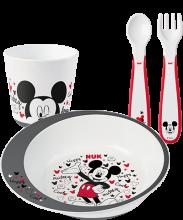 Set d'apprentissage repas Disney Mickey NUK