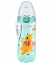 NUK Disney Winnie l´Ourson Active Cup 300ml avec bec verseur