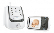 NUK Eco Control plus Video Baby Monitor