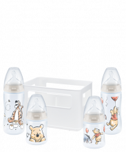 NUK Disney Winnie l'Ourson First Choice Plus Starter Set