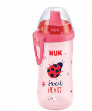NUK Flexi Cup avec paille