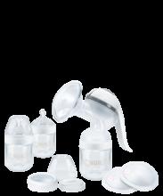 Kit d'allaitement NUK Nature Sense