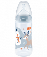 Biberon NUK Snow First Choice Plus 300ml avec tétine