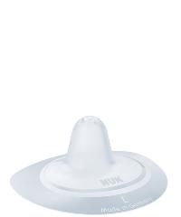 Bouts de sein NUK avec boîte de protection