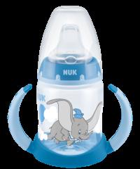 Tasse d'apprentissage NUK Disney Classics First Choice 150ml avec Temperature Control