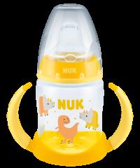 Tasse d'apprentissage NUK First Choice 150ml avec Temperature Control