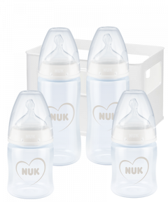 NUK First Choice Plus Starter Set avec Temperature Conrtrol