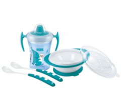 NUK Learn to Eat Set