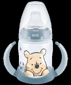 Tasse d'apprentissage NUK Disney Winnie l'Ourson First Choice 150ml